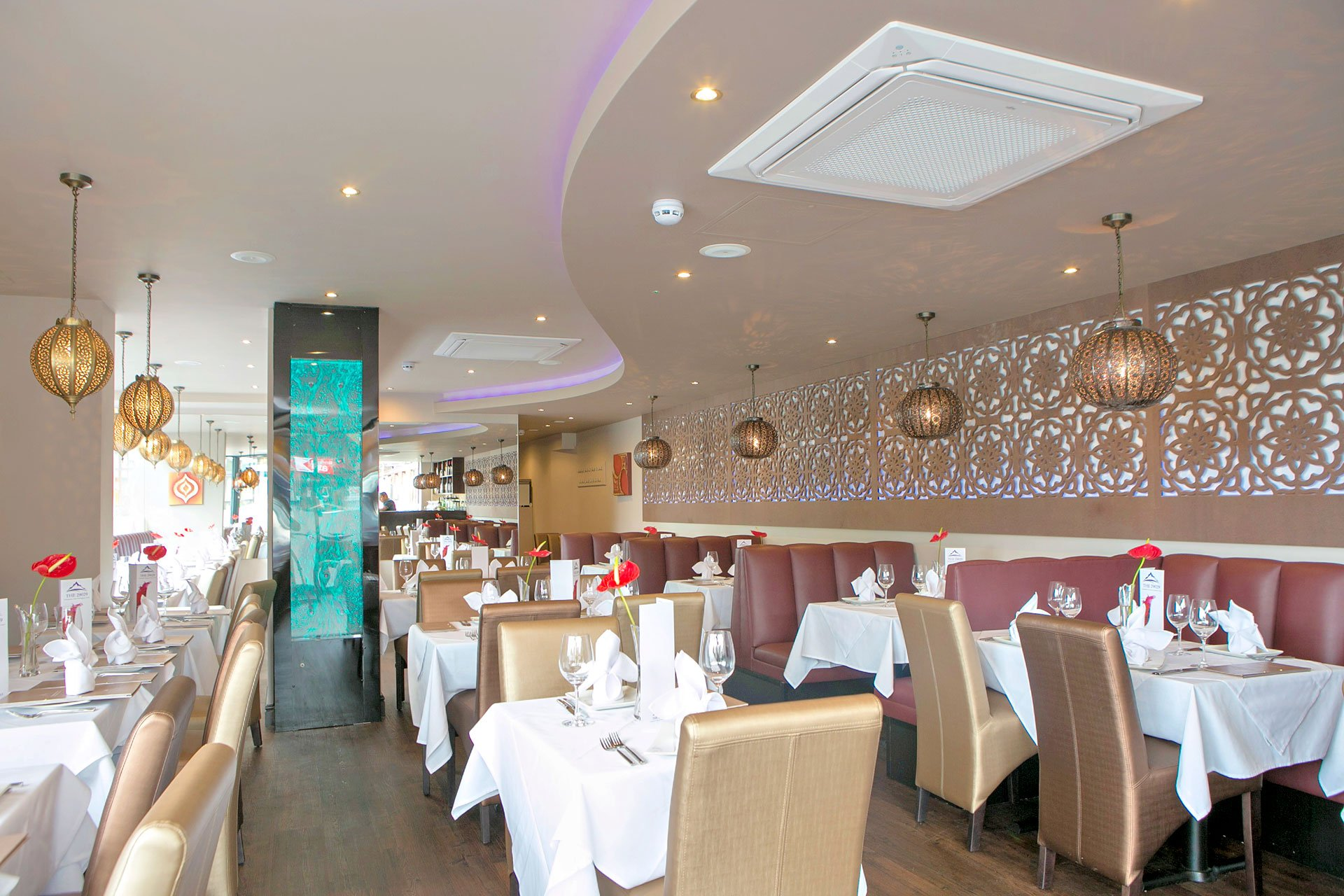 Interior Image - The 29029 Restaurant Broadstone