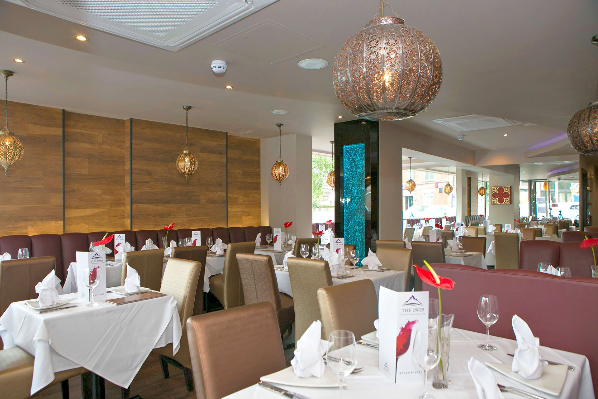 Lunch - The 29029 Restaurant Broadstone - Indian and Nepalese cuisine in Broadstone Poole