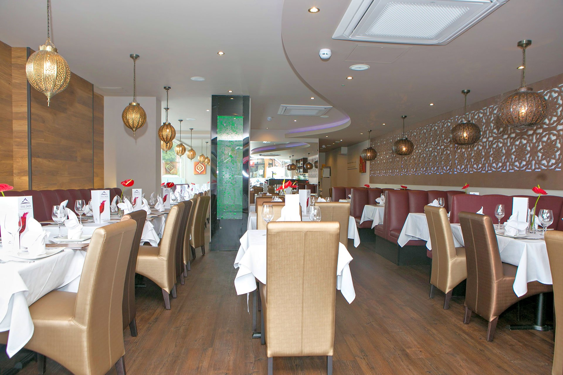 Lunch - The 29029 Restaurant - Indian Restaurant in Poole Broadstone
