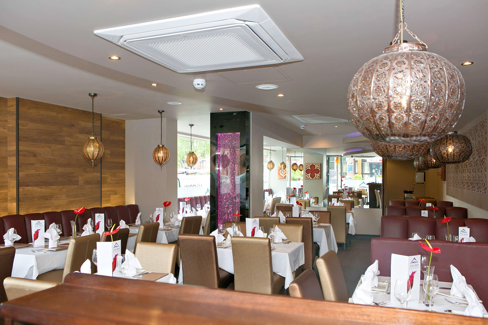 The 29029 Restaurant - Indian Restaurant in Poole Broadstone