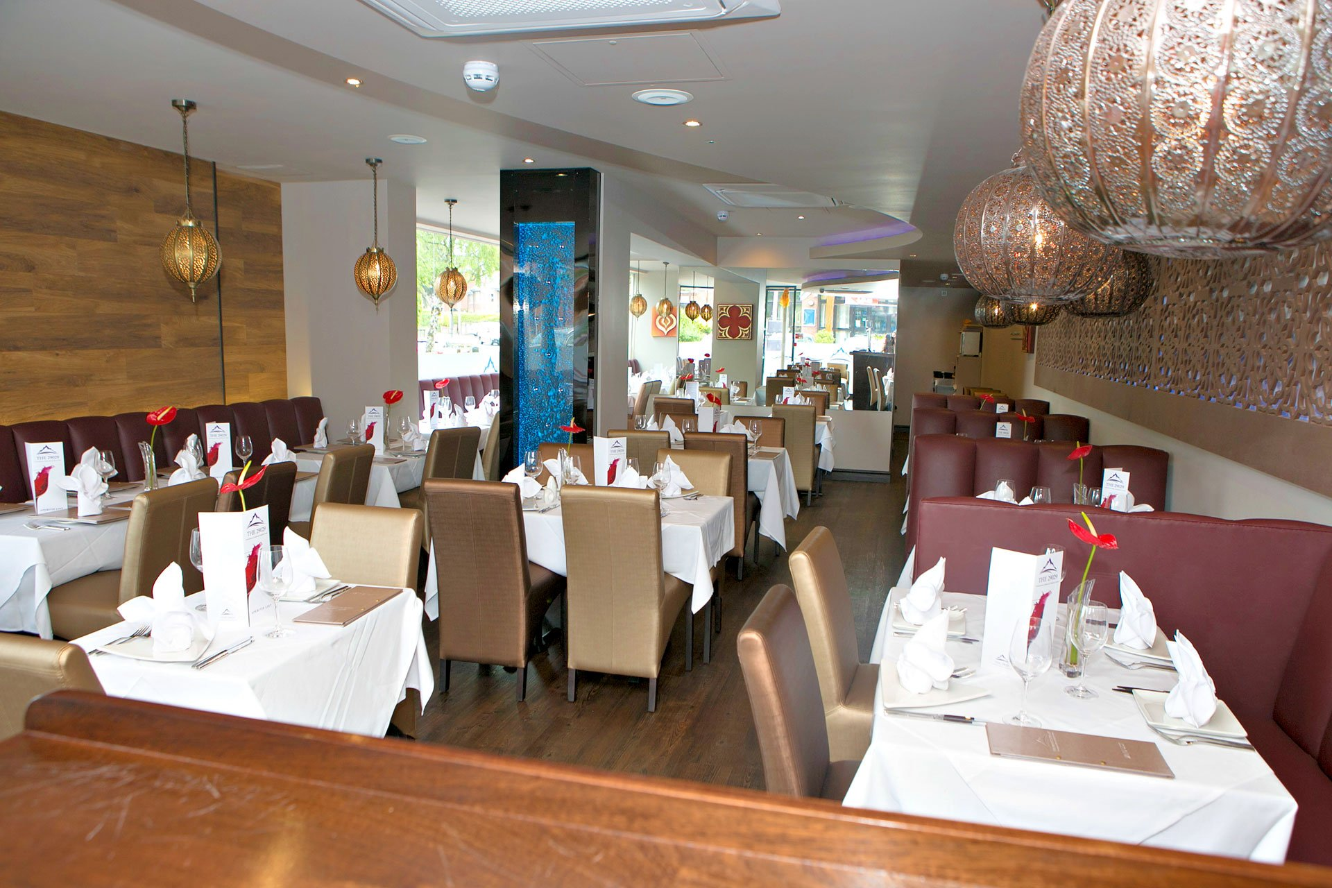 Lunch - The 29029 Restaurant Broadstone