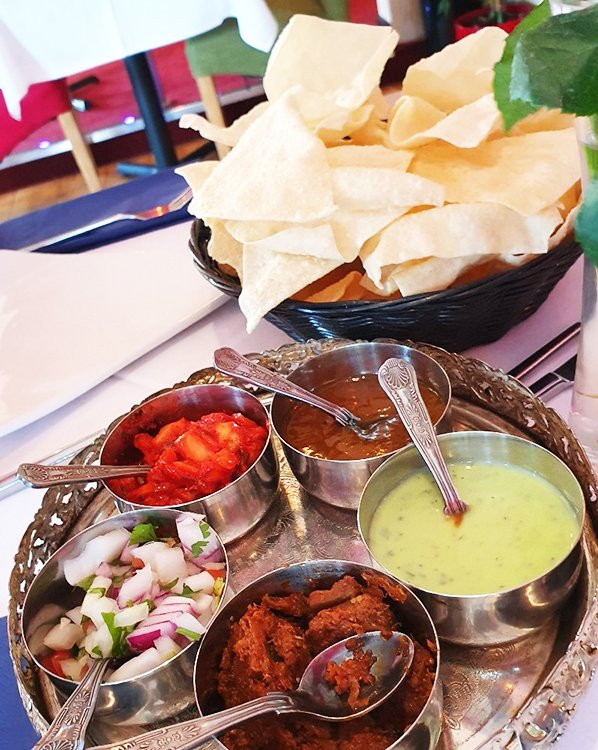 Food Image - The 29029 Restaurant - Indian Restaurant in Poole Broadstone