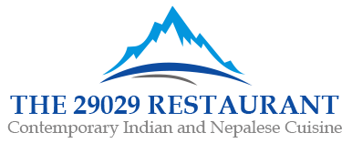 Logo - The 29029 Restaurant - Indian Restaurant in Poole Broadstone